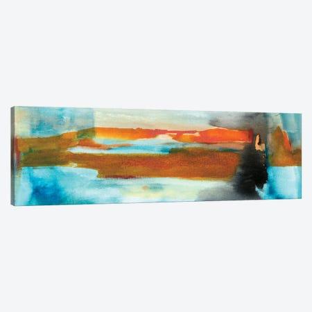 Fracas Canvas Print #OPP35} by Michelle Oppenheimer Canvas Print