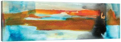 Fracas Canvas Art Print