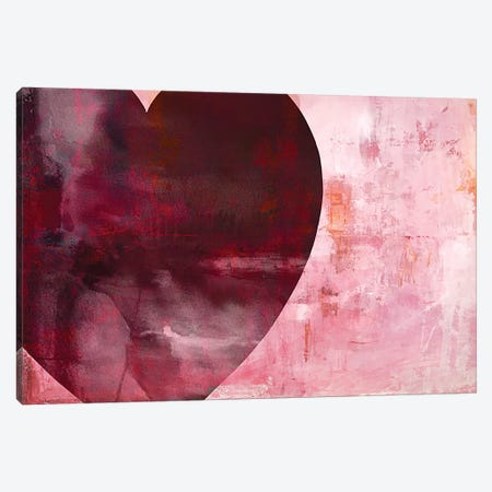 Heartfelt II Canvas Print #OPP41} by Michelle Oppenheimer Art Print
