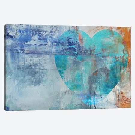 Heartfelt III Canvas Print #OPP42} by Michelle Oppenheimer Canvas Print