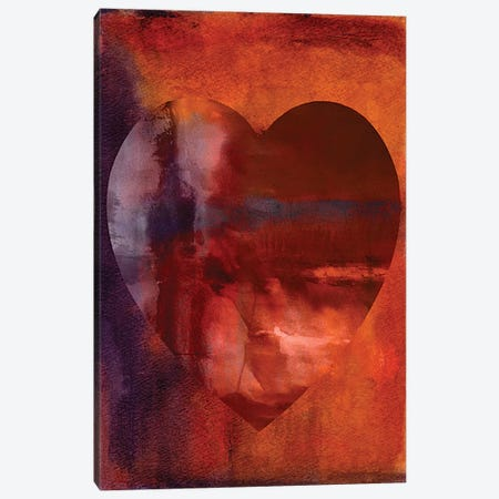 Heartfelt IV Canvas Print #OPP43} by Michelle Oppenheimer Canvas Art Print