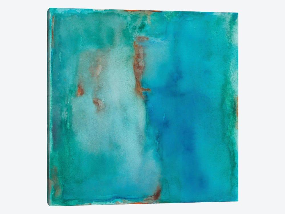 Irrigation by Michelle Oppenheimer 1-piece Canvas Wall Art
