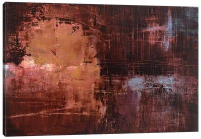 Merlot Sunset Canvas Art Print