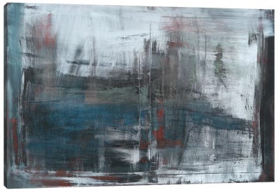 Move Canvas Art Print