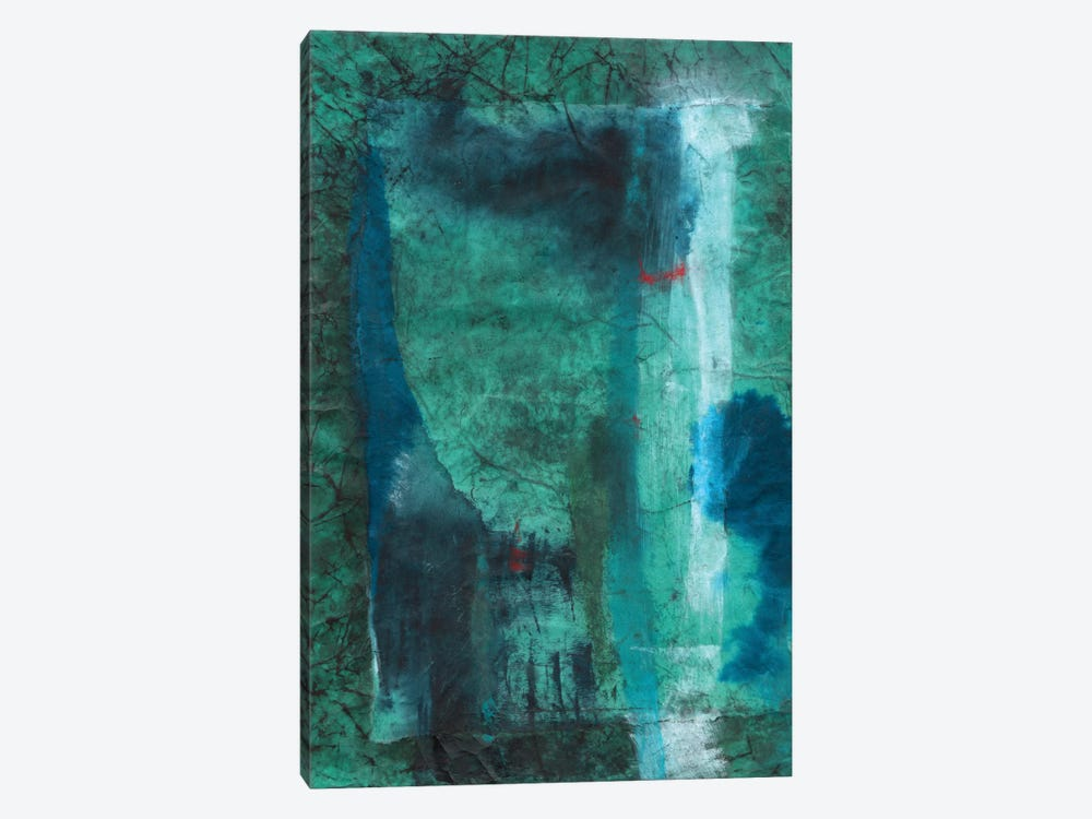 Neptune by Michelle Oppenheimer 1-piece Canvas Print