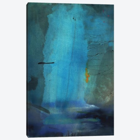 Reality Canvas Print #OPP64} by Michelle Oppenheimer Canvas Artwork