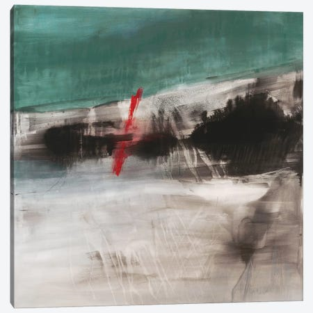 Rupture I Canvas Print #OPP67} by Michelle Oppenheimer Canvas Artwork