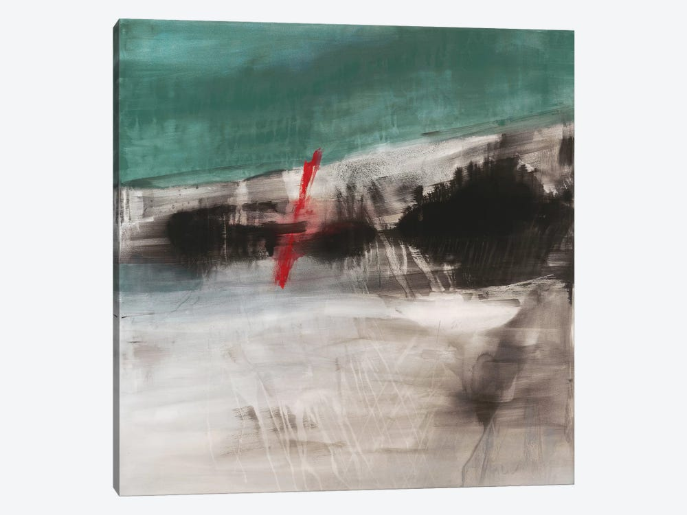 Rupture I by Michelle Oppenheimer 1-piece Canvas Artwork