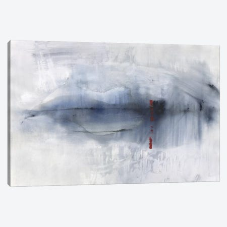 Slate Horizon Canvas Print #OPP73} by Michelle Oppenheimer Canvas Art
