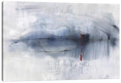Slate Horizon Canvas Art Print
