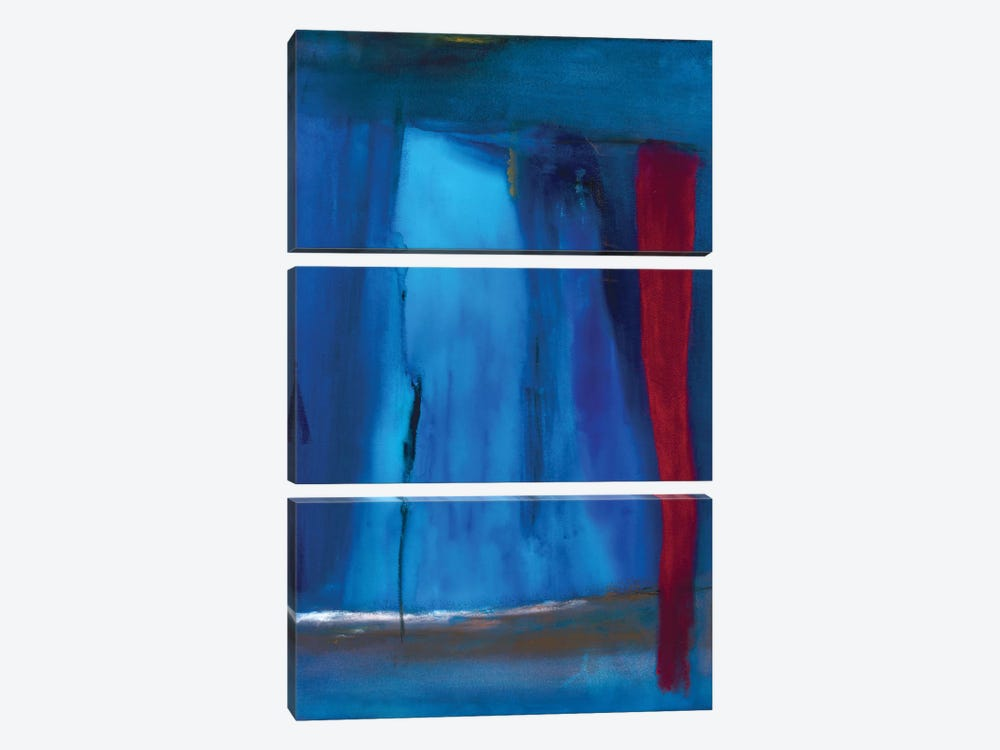 Subterranean by Michelle Oppenheimer 3-piece Canvas Print