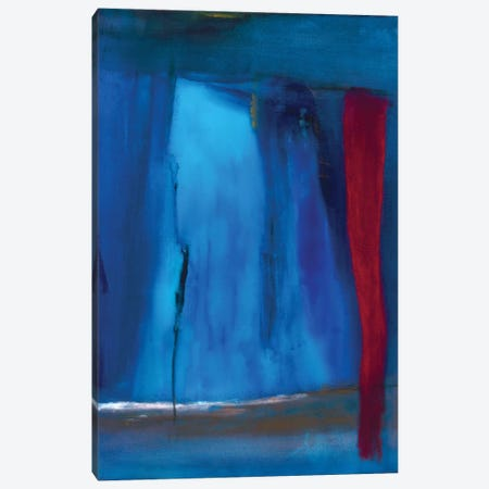 Subterranean Canvas Print #OPP75} by Michelle Oppenheimer Canvas Print