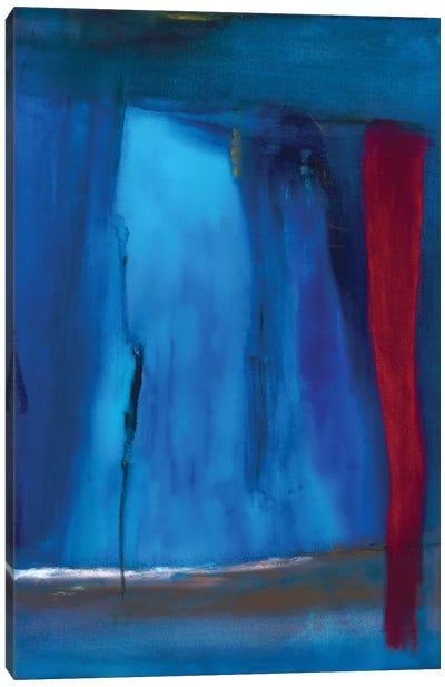 Subterranean Canvas Art Print