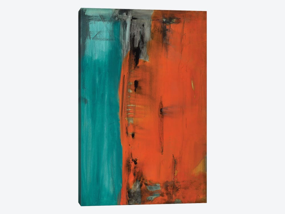 The Other Side by Michelle Oppenheimer 1-piece Canvas Art