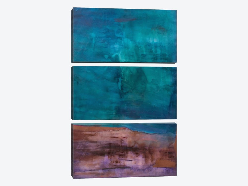 With Intent by Michelle Oppenheimer 3-piece Canvas Wall Art