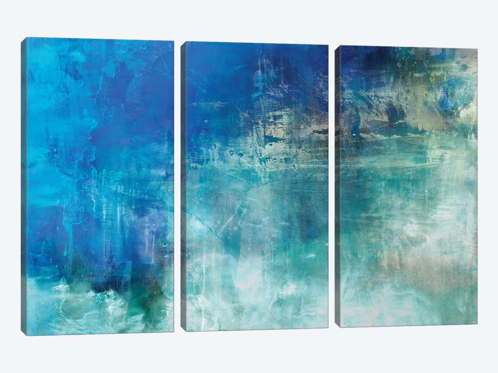 Allusive by Michelle Oppenheimer 3-piece Canvas Wall Art