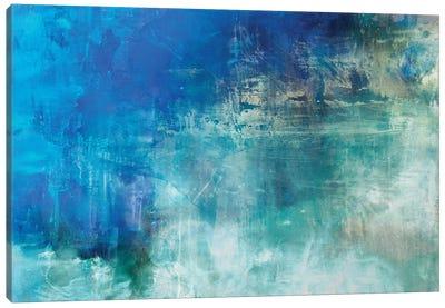 Allusive Canvas Art Print