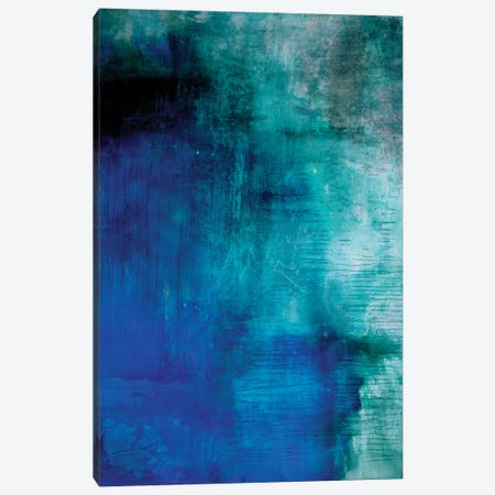 Deliberation Canvas Print #OPP91} by Michelle Oppenheimer Canvas Artwork