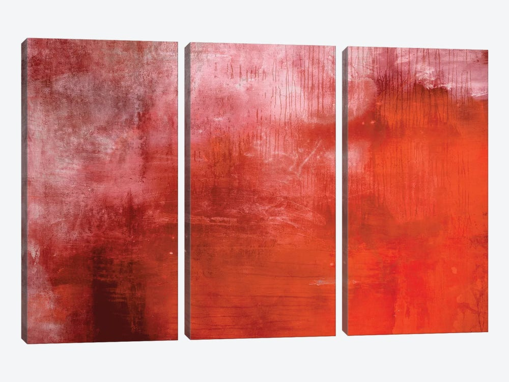 Insinuate by Michelle Oppenheimer 3-piece Canvas Art