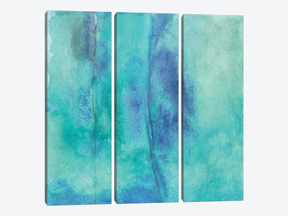 Fade by Michelle Oppenheimer 3-piece Canvas Print