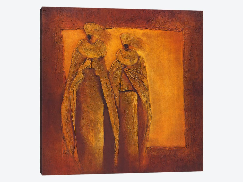 Prominent II by Liesbeth Optendrees 1-piece Canvas Art Print