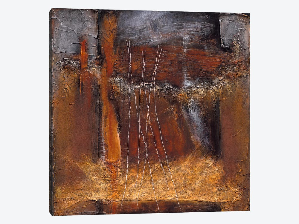 Expression I by Liesbeth Optendrees 1-piece Canvas Wall Art