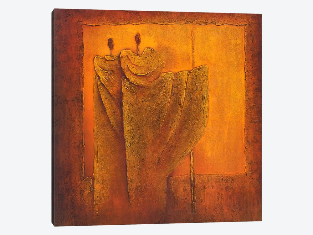 Prominent I by Liesbeth Optendrees 1-piece Canvas Artwork