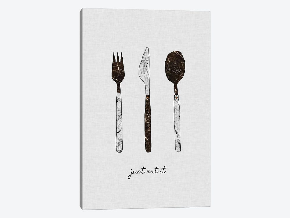 Just Eat It by Orara Studio 1-piece Art Print