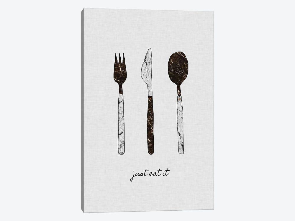 Just Eat It by Orara Studio 1-piece Art Print