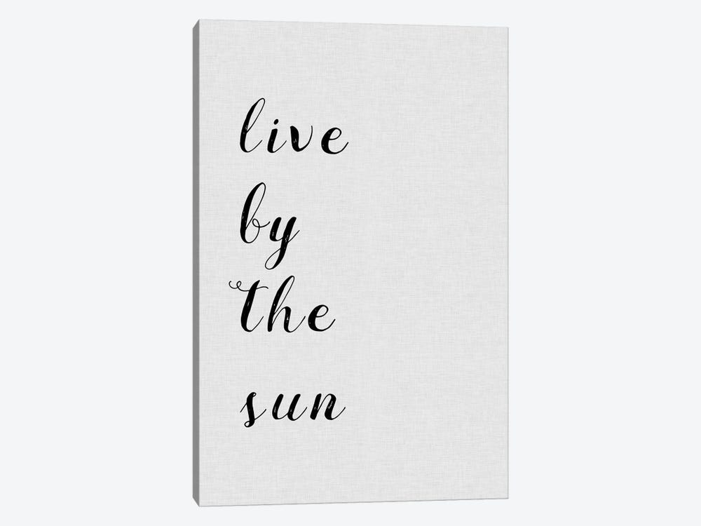 Live By The Sun by Orara Studio 1-piece Canvas Art Print