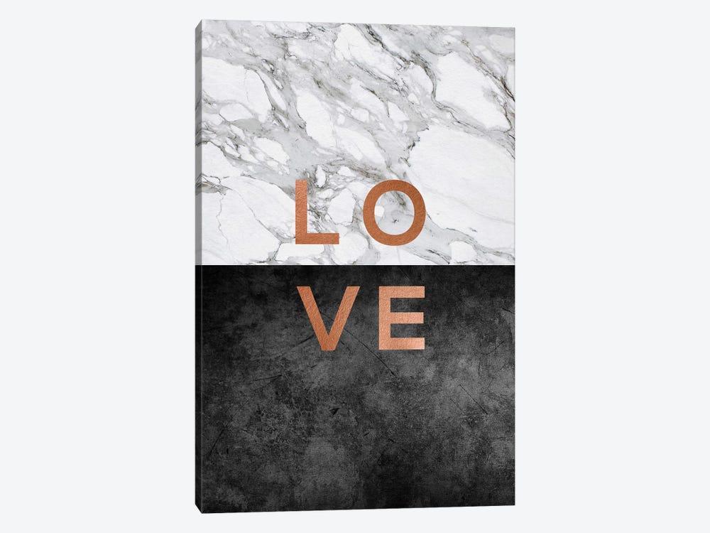 Love Copper by Orara Studio 1-piece Canvas Print