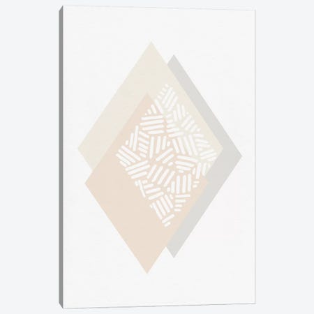 Minimalist Geometric II Canvas Print #ORA149} by Orara Studio Canvas Wall Art