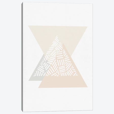 Minimalist Geometric III Canvas Print #ORA150} by Orara Studio Canvas Print