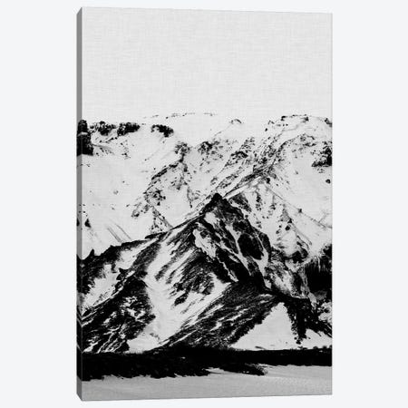 Minimalist Mountains Canvas Print #ORA153} by Orara Studio Canvas Art Print