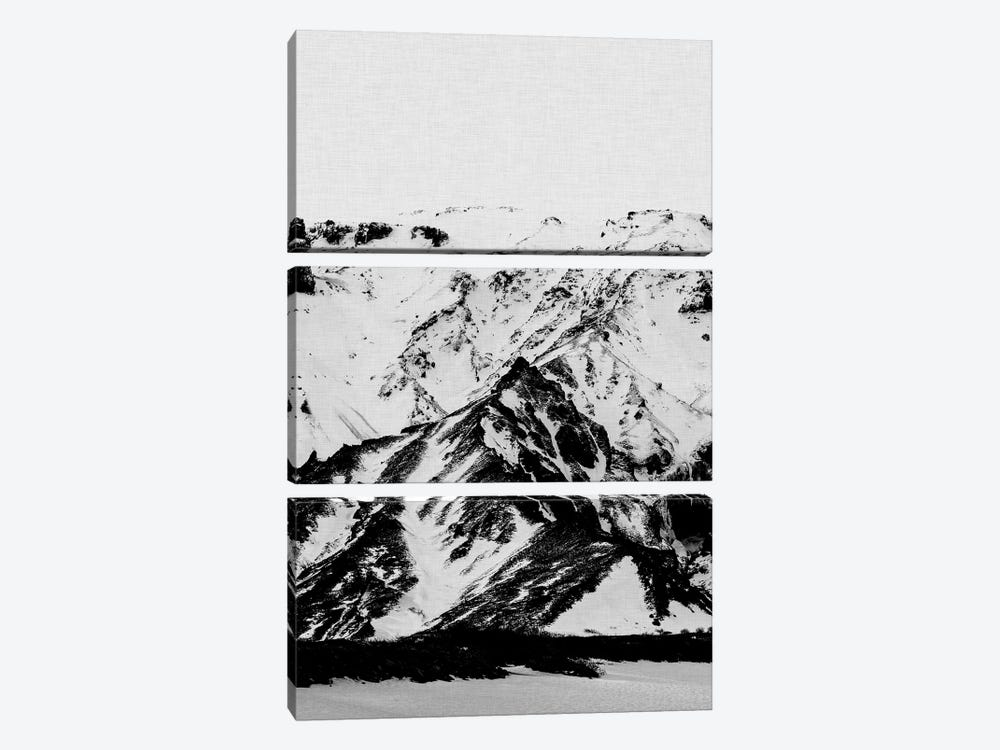 Minimalist Mountains by Orara Studio 3-piece Canvas Art Print