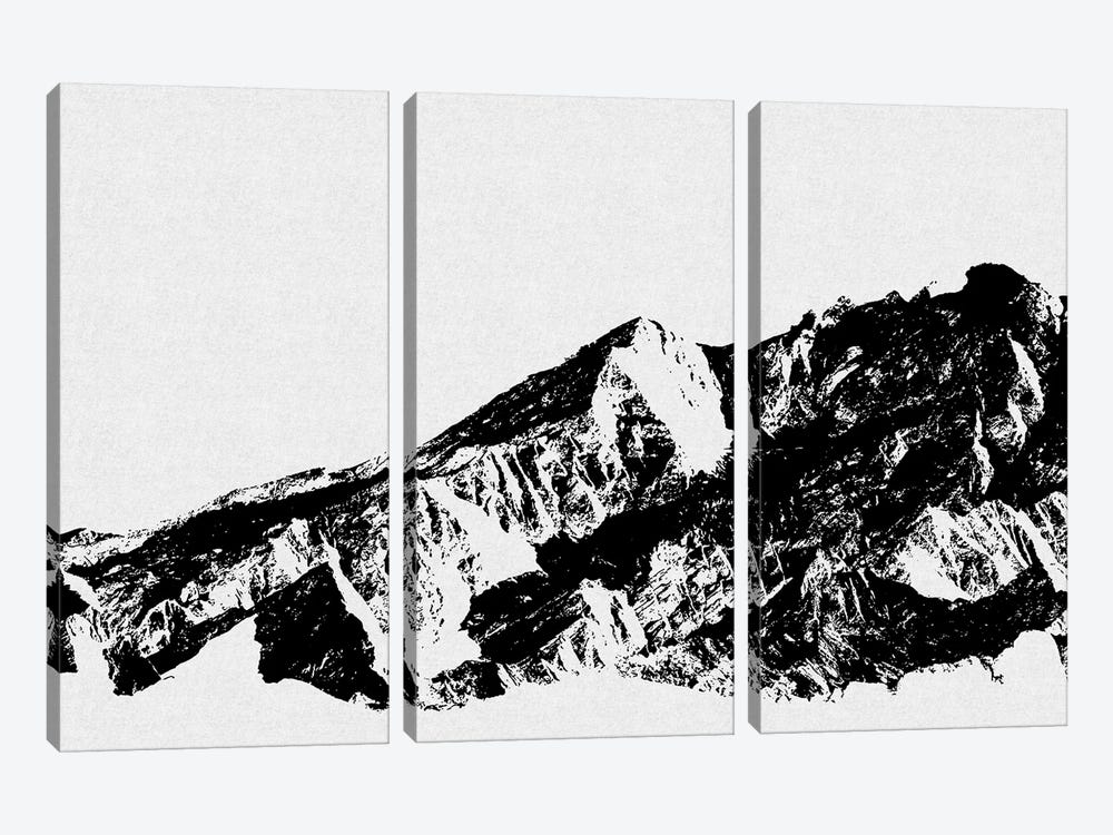 Mountains I by Orara Studio 3-piece Canvas Art