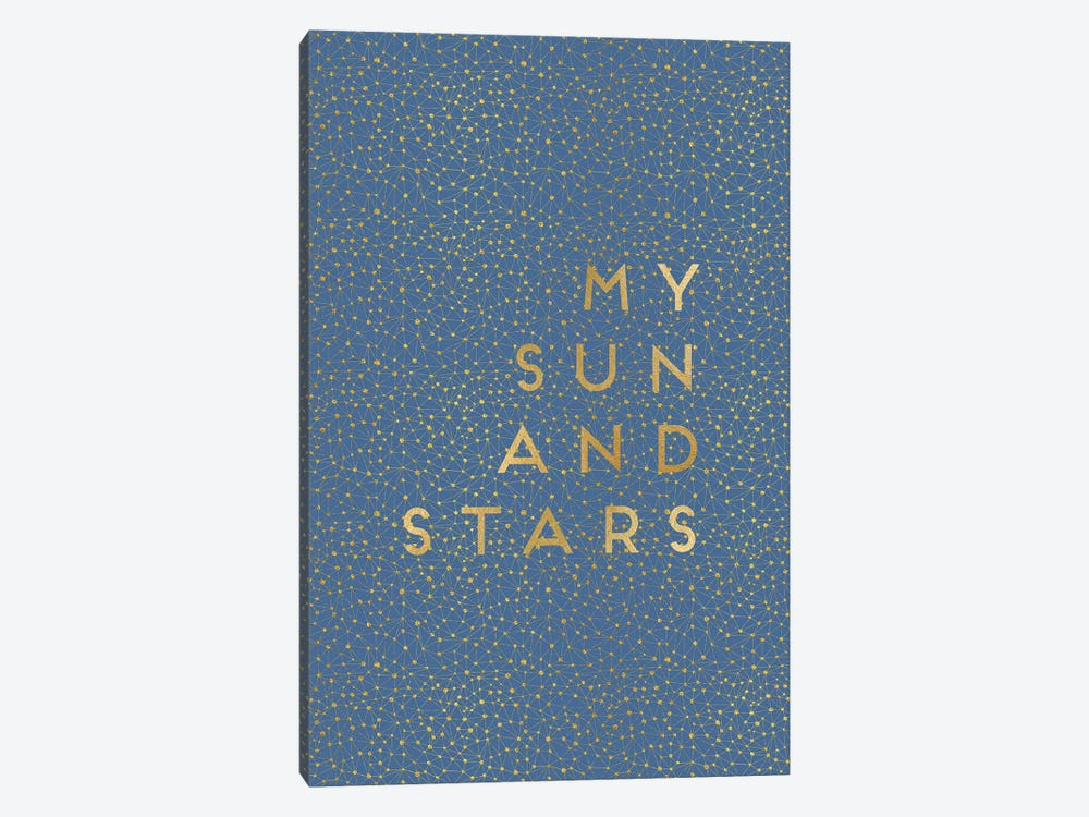 My Sun & Stars by Orara Studio 1-piece Canvas Artwork