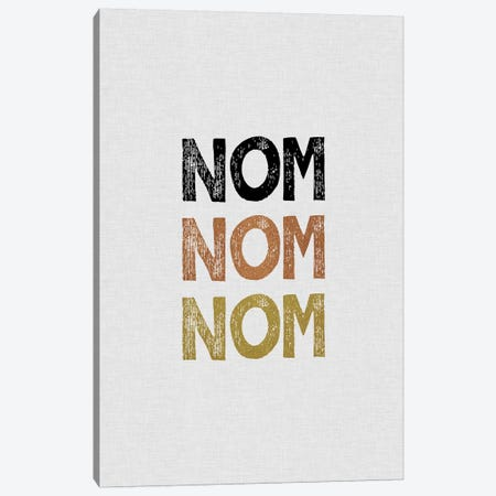 NOM NOM NOM Canvas Print #ORA167} by Orara Studio Canvas Art Print