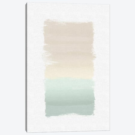 Pastel Abstract Canvas Print #ORA179} by Orara Studio Art Print