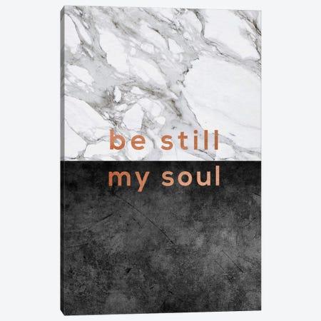 Be Still My Soul Copper Canvas Print #ORA17} by Orara Studio Canvas Print