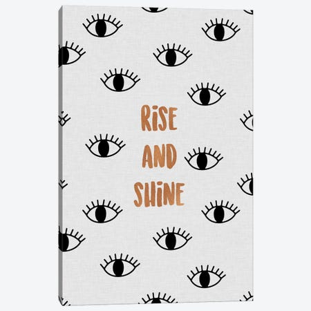 Rise & Shine Canvas Print #ORA200} by Orara Studio Art Print