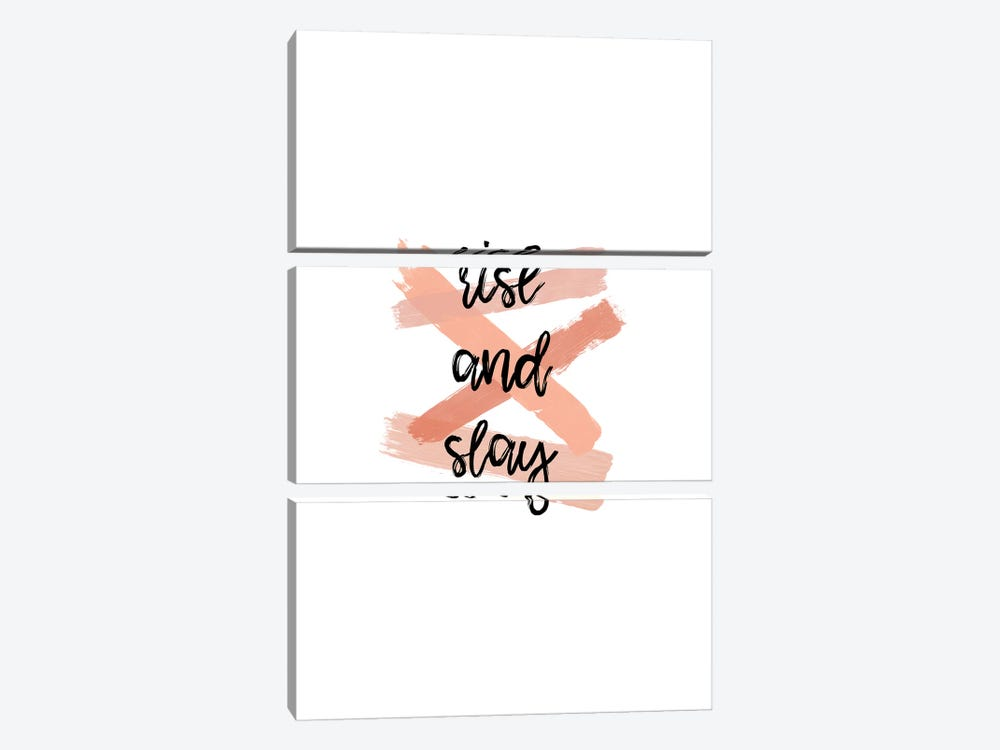 Rise & Slay by Orara Studio 3-piece Canvas Artwork