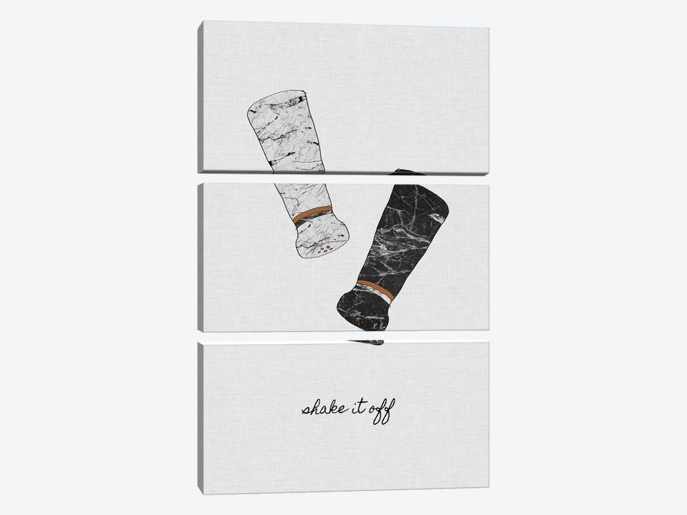 Shake It Off by Orara Studio 3-piece Art Print
