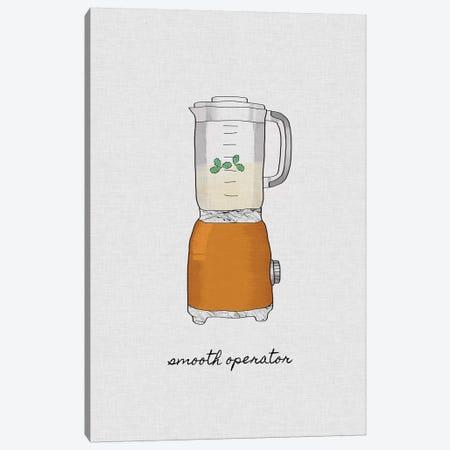 Smooth Operator Canvas Print #ORA208} by Orara Studio Art Print