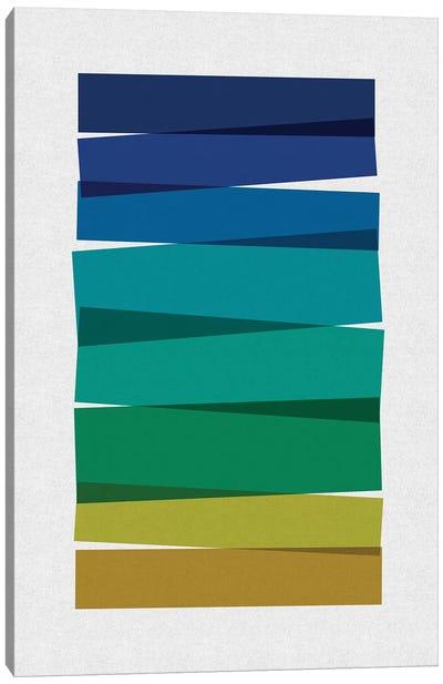 Stripes I Canvas Art Print