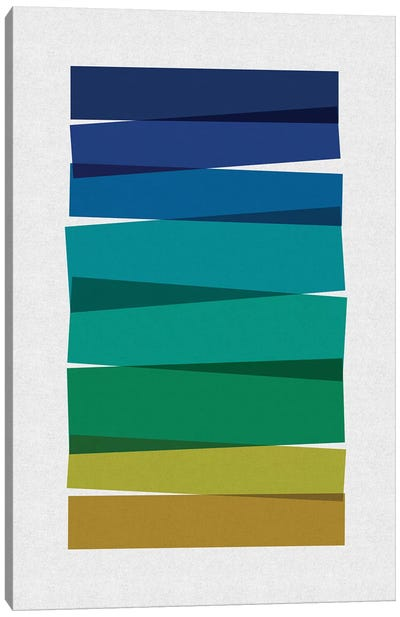 Stripes I Canvas Art Print