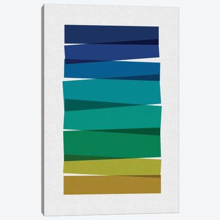 Stripes I Canvas Print #ORA212} by Orara Studio Canvas Artwork