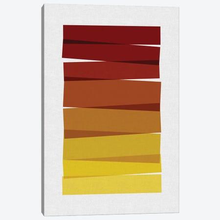 Stripes II Canvas Print #ORA213} by Orara Studio Canvas Wall Art