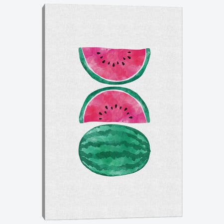 Watermelons Canvas Print #ORA230} by Orara Studio Canvas Artwork