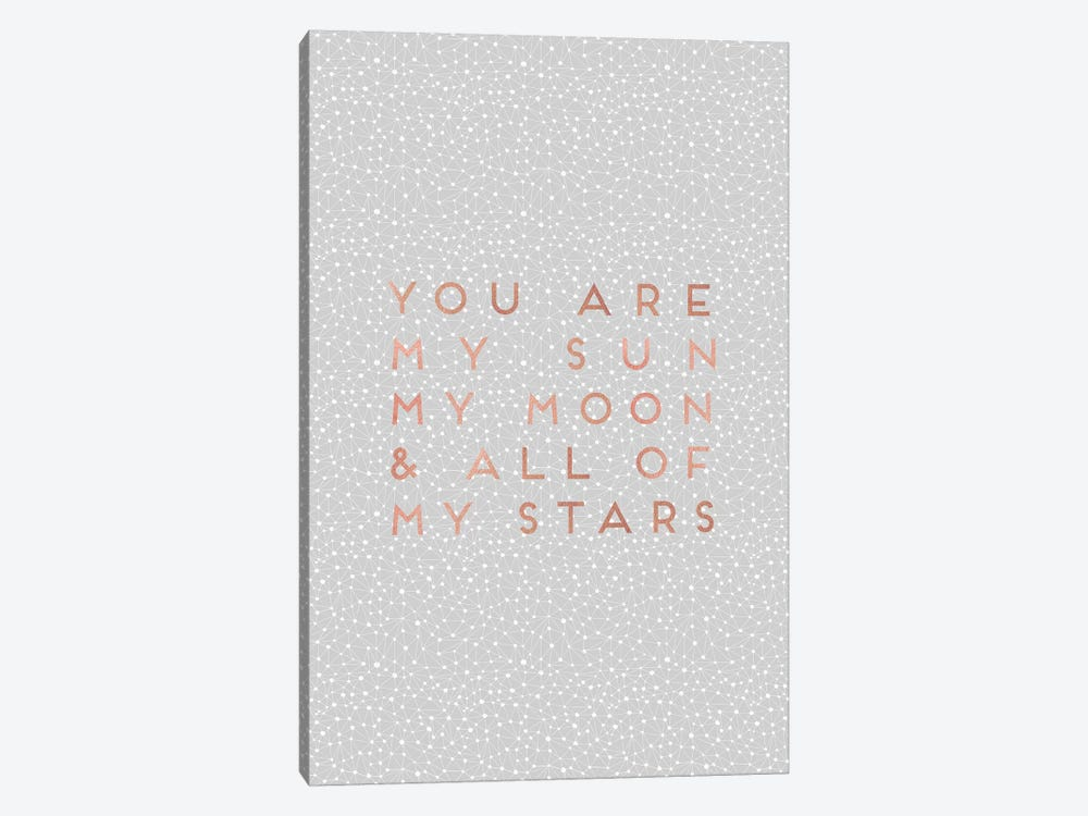 You Are My Sun by Orara Studio 1-piece Art Print